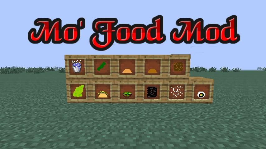 Mo Food Mod 1 7 10 Mcreator