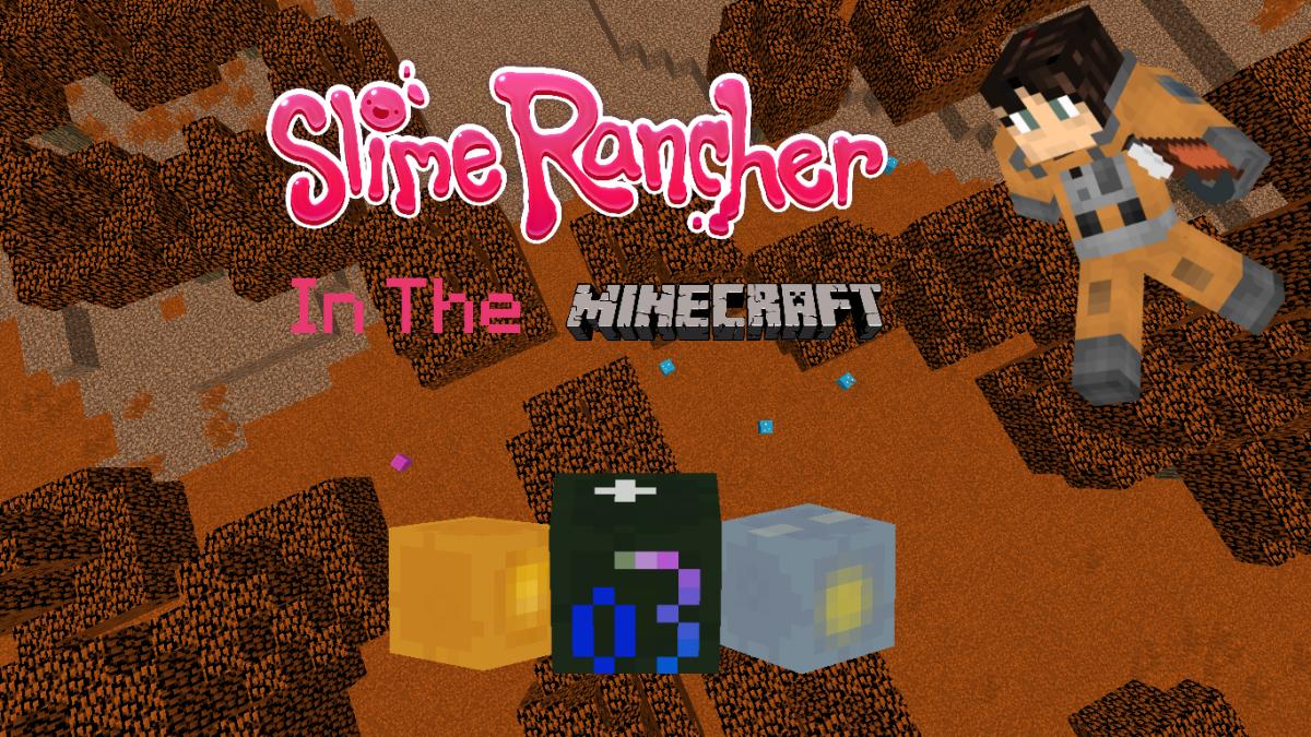 Slime Rancher Mod | MCreator