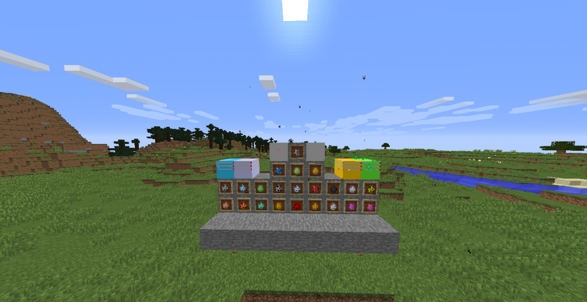 BFDI Mod Minecraft 1 11 2 | MCreator