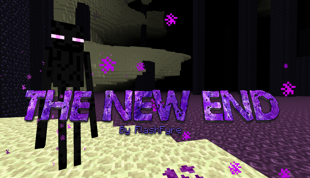 The New End MCreator - Minecraft teleport player to dimension