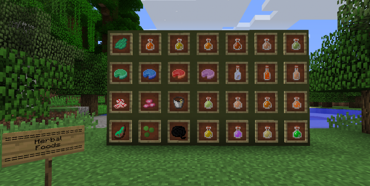 herbology mod