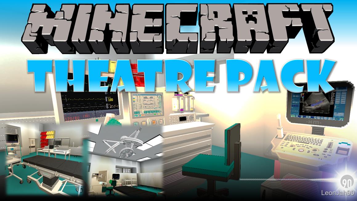 Hospital Mod - Theatre Pack | MCreator