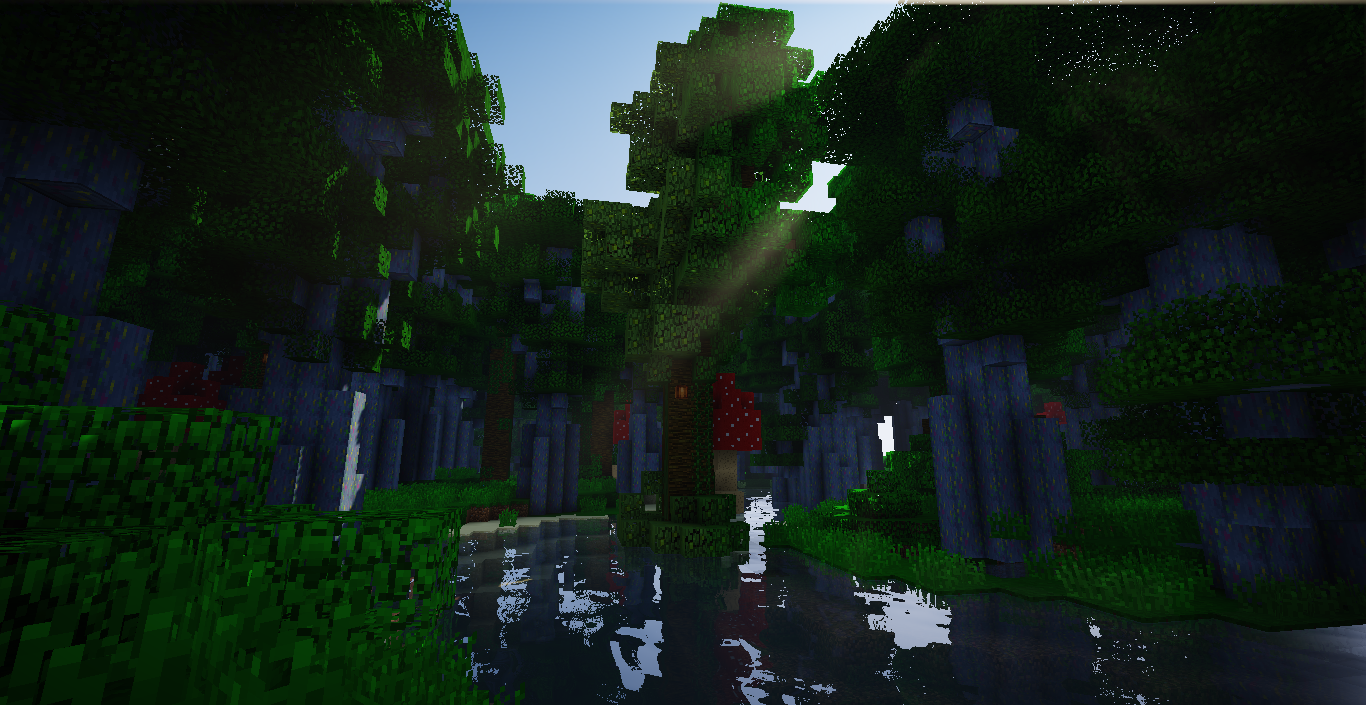 Oh The Biomes You'll Go | MCreator