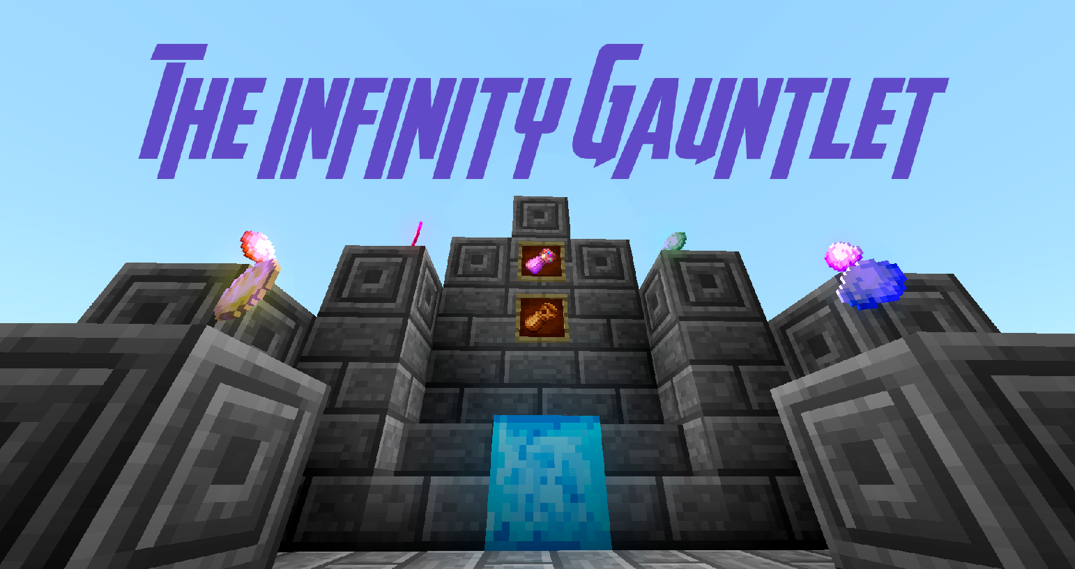 The Infinity Gauntlet | MCreator