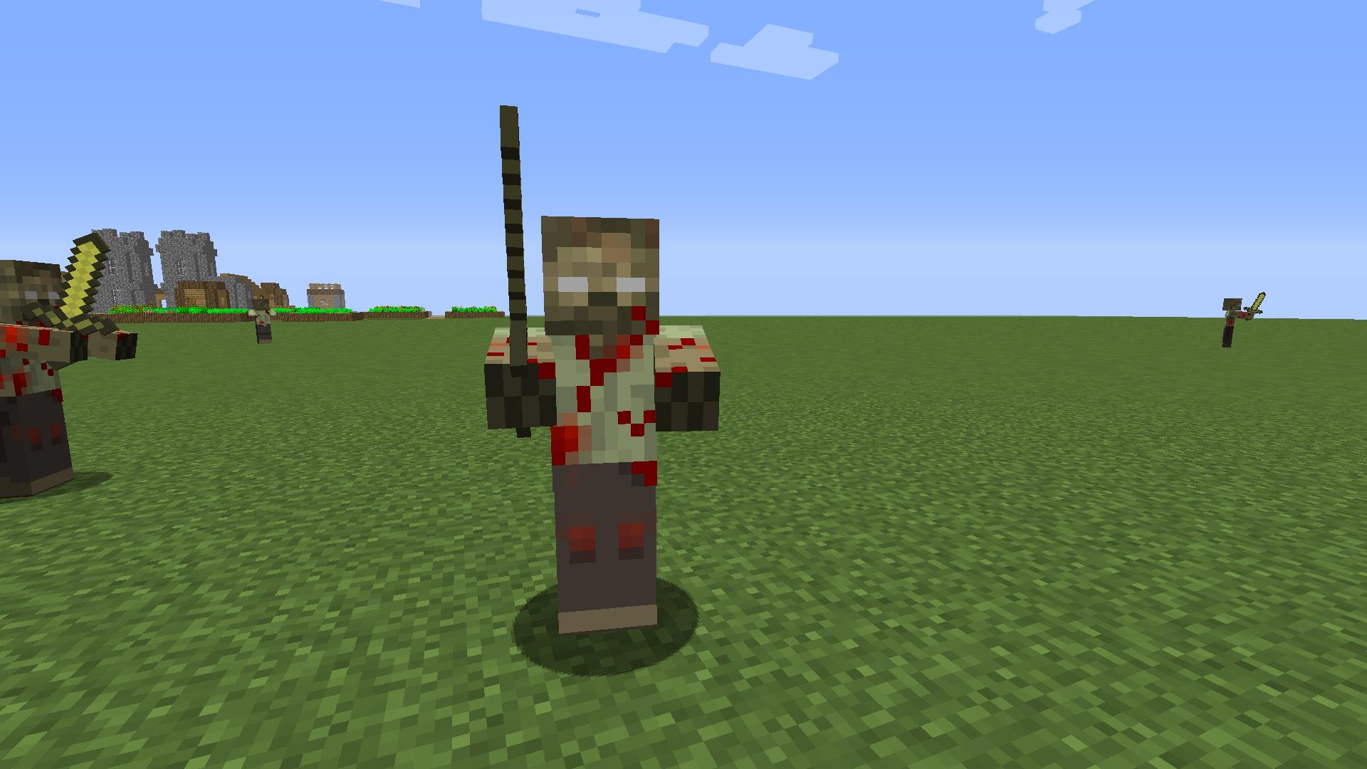The Zombie Apocalypse Mod  MCreator