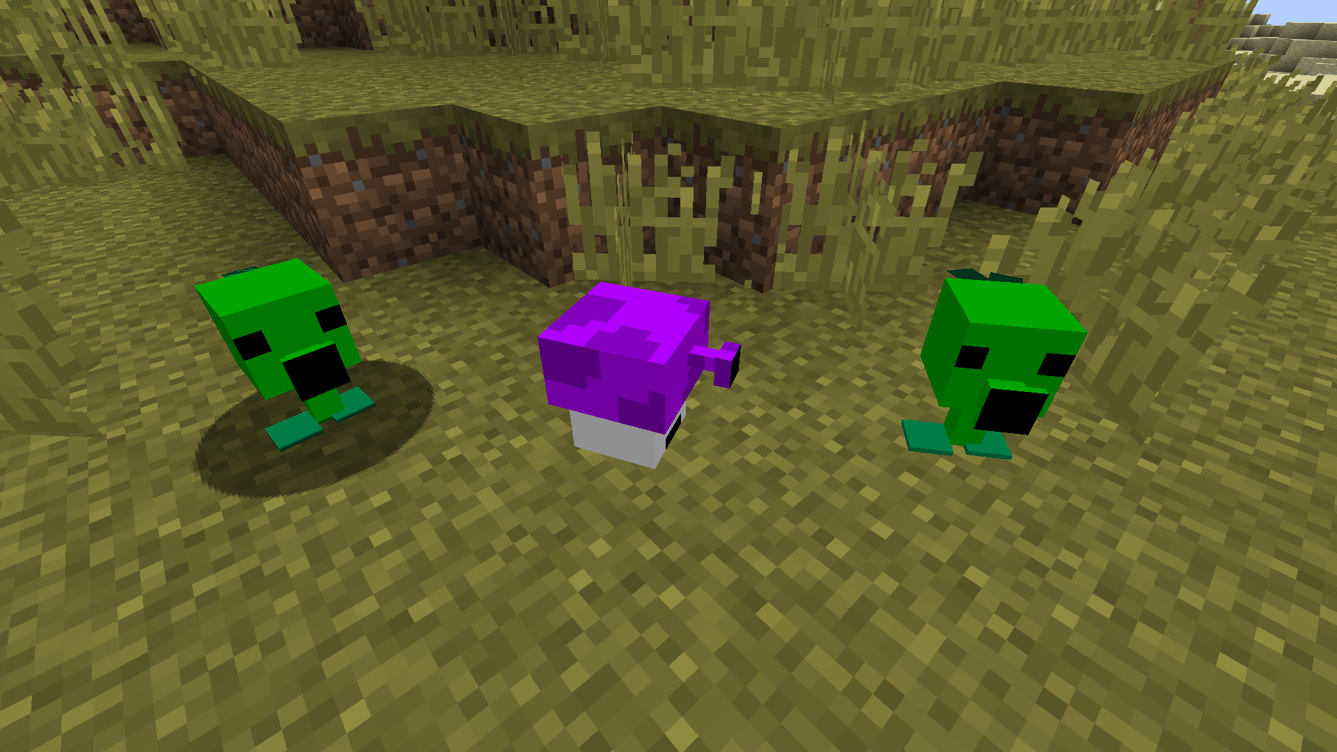 Plants vs zombies minecraft mod 1.12