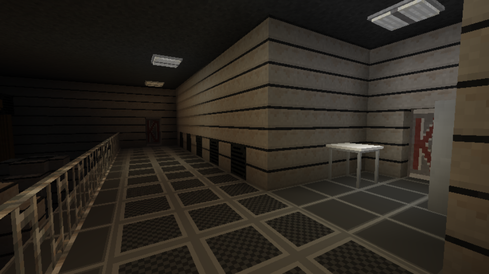SCP: Lockdown Heavy Containment Expansion | MCreator