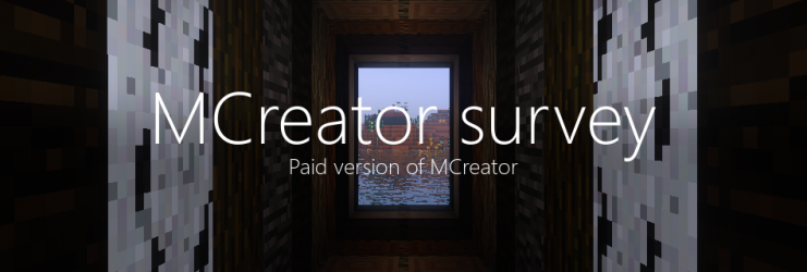 MCreator - The Best Minecraft Mod Maker Ever