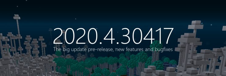 The 2020.4 update pre-release snapshot