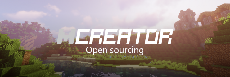 MCreator is now open source