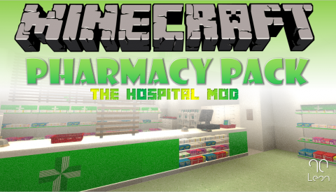 Hospital Mod - Pharmacy Pack