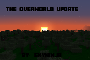 The New Updated Logo for the Overworld Update