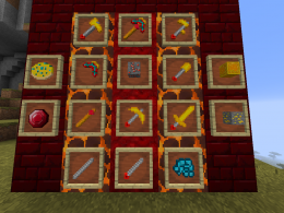 Here are all the items in the mod!