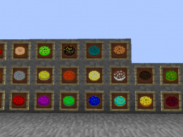 Extra cookies mod! for 1.10.2