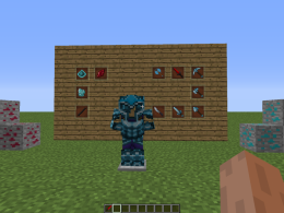 Some Items , Blocks , Armor :D [ Update 1.2.1  ]
