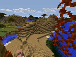 New wood biome!