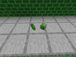 These are the crystals. Explore the mod by yourself!