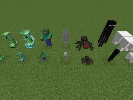 All Current Mobs