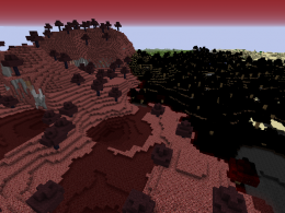 nether plaine and dark lands