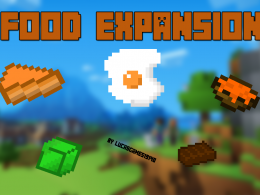 Food Expansion by LucasGames19140 V 0.0.1