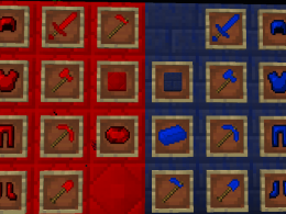 Lapis And Redstone items