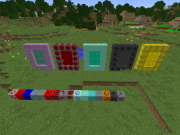 The Portals And Blocks