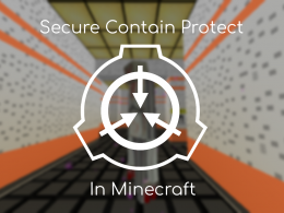 Secure. Contain. Protect. in Minecraft