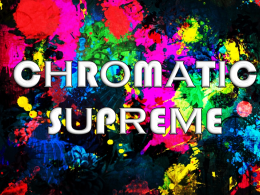 Chromatic Supreme