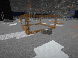 Functional Buildcraft Quarry