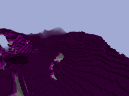 Purple biome