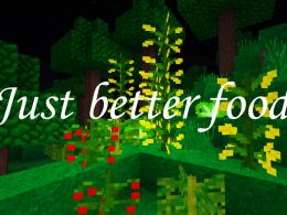 Just Better Food Extreme Update II