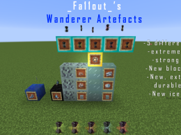 Wanderer's Artifacts