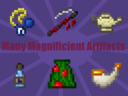 Many Magnificient Artifacts
