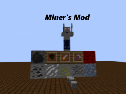 The logo of the mod
