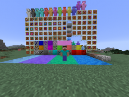 All Ores,Blocks,Items!