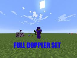 Doppler sword,axe,shovel,pickaxe and armor (CS:GO)