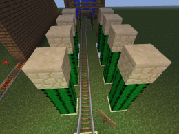 A Cactus will no longer allow blocks on top! In Version 1.3.2!