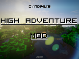 Cyndi4U's High Adventure Mod!