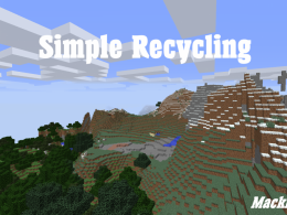 Simple Recycling v 1.0.3