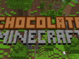 Chocolate Minecraft