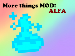 Everything Minecraft Mod | MCreator