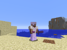 Just a little preview at an armor set, a sword, and a bow. ;)