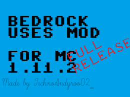 The Bedrock Uses Mod