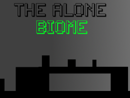 THE ALONE BIOME Dark Editions