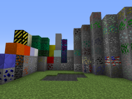 ores that are currently in the mod