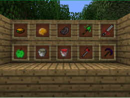 All the items in verson 1.0.0