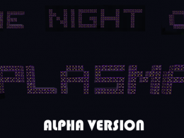 The Night of Plasma ALPHA VERSION