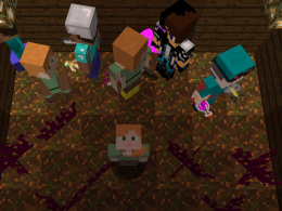 This is a showcase of all of the new Mobs so far.