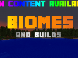 Biomes And Builds