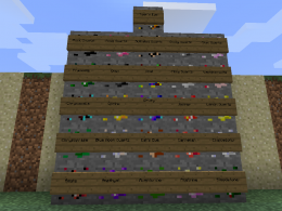 This is all of the ores